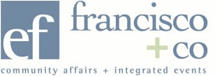 Francisco + Co – A Sophisticated Event Planning and Management Company